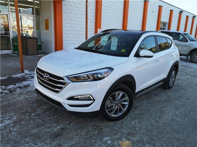 2018 Hyundai Tucson SE 2.0L (Stk: F327) in Saskatoon - Image 1 of 26