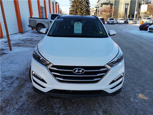 2018 Hyundai Tucson SE 2.0L (Stk: F327) in Saskatoon - Image 2 of 26