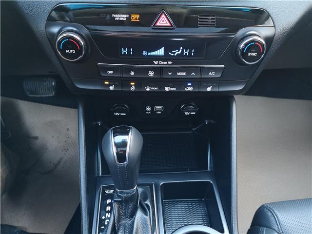 2018 Hyundai Tucson SE 2.0L (Stk: F327) in Saskatoon - Image 14 of 26