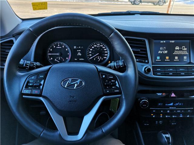 2018 Hyundai Tucson SE 2.0L (Stk: F327) in Saskatoon - Image 12 of 26