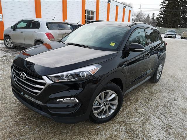 2018 Hyundai Tucson SE 2.0L (Stk: F320) in Saskatoon - Image 1 of 25