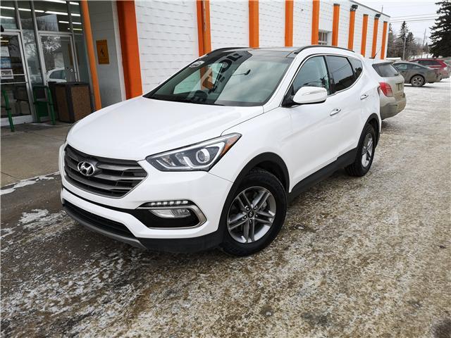 2017 Hyundai Santa Fe Sport 2.4 SE (Stk: F334) in Saskatoon - Image 1 of 19