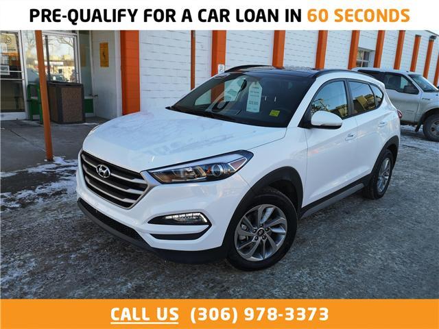 2018 Hyundai Tucson SE 2.0L KM8J3CA43JU724821 F321 in Saskatoon