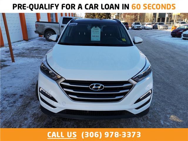 2018 Hyundai Tucson SE 2.0L (Stk: F321) in Saskatoon - Image 2 of 26