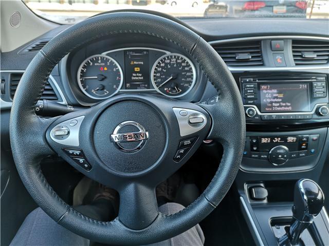 2018 Nissan Sentra 1.8 SV (Stk: F365) in Saskatoon - Image 7 of 19