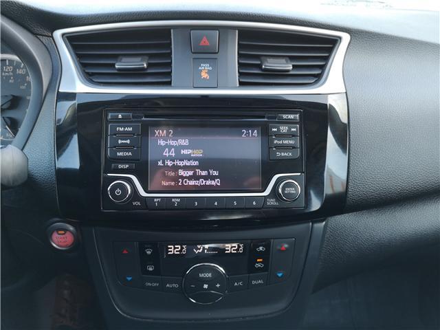 2018 Nissan Sentra 1.8 SV (Stk: F365) in Saskatoon - Image 9 of 19