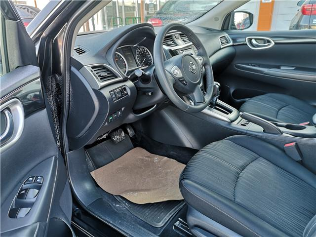 2018 Nissan Sentra 1.8 SV (Stk: F365) in Saskatoon - Image 15 of 19