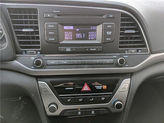 2018 Hyundai Elantra LE (Stk: F373) in Saskatoon - Image 12 of 13