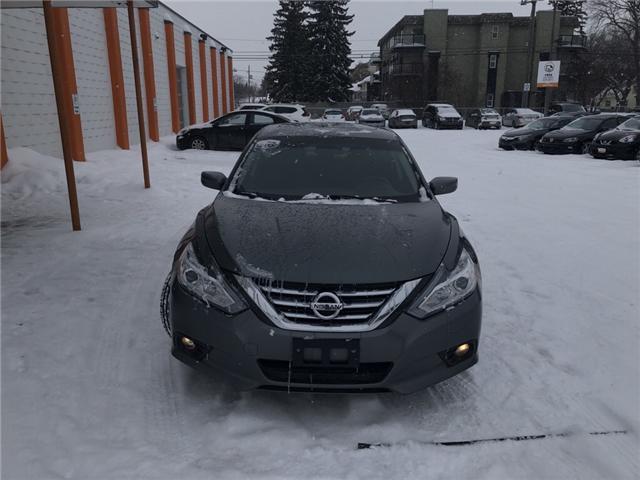 2016 Nissan Altima 2.5 SR (Stk: F372) in Saskatoon - Image 6 of 12