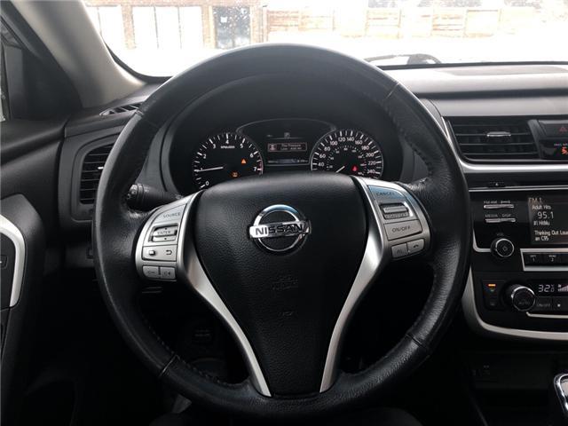 2016 Nissan Altima 2.5 SR (Stk: F372) in Saskatoon - Image 11 of 12