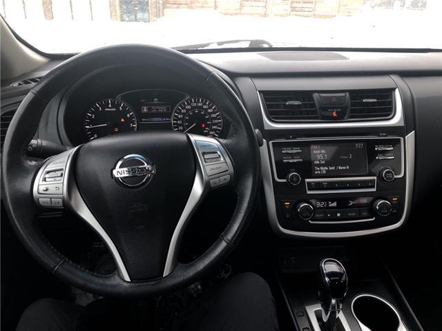 2016 Nissan Altima 2.5 SR (Stk: F372) in Saskatoon - Image 10 of 12