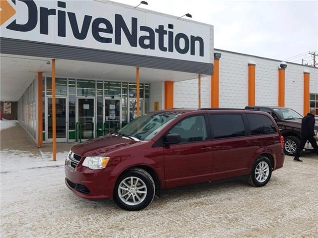 Dodge Dealership Saskatoon >> 2016 Dodge Grand Caravan For Sale In Saskatoon Drivenation