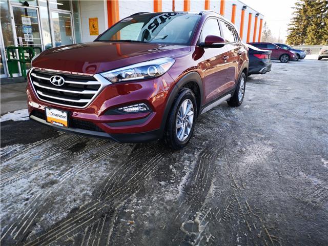 2018 Hyundai Tucson SE 2.0L (Stk: F410) in Saskatoon - Image 1 of 21