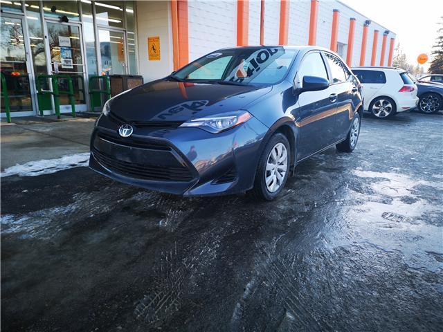 2017 Toyota Corolla LE (Stk: F403) in Saskatoon - Image 1 of 18