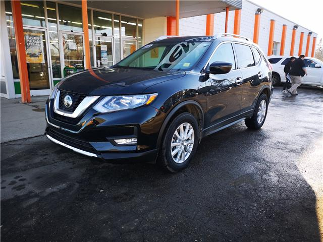 2018 Nissan Rogue SV (Stk: F323) in Saskatoon - Image 1 of 23
