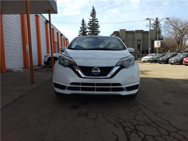 2017 Nissan Versa Note 1.6 SV (Stk: F385) in Saskatoon - Image 1 of 18