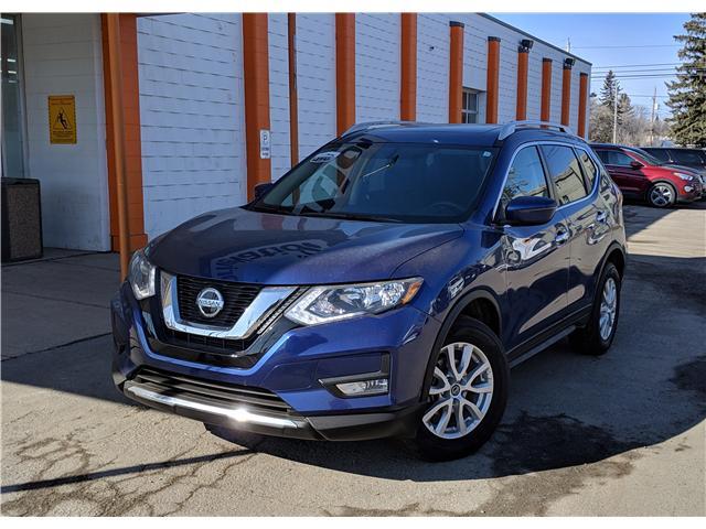 2018 Nissan Rogue SV (Stk: F427) in Saskatoon - Image 1 of 5