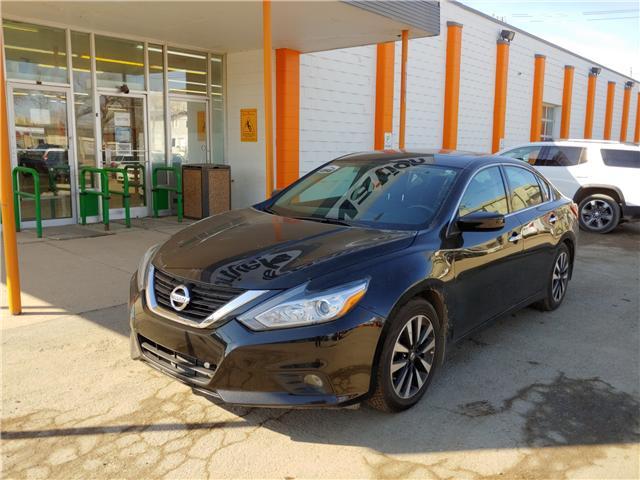 2018 Nissan Altima 2.5 SV (Stk: F412) in Saskatoon - Image 1 of 19