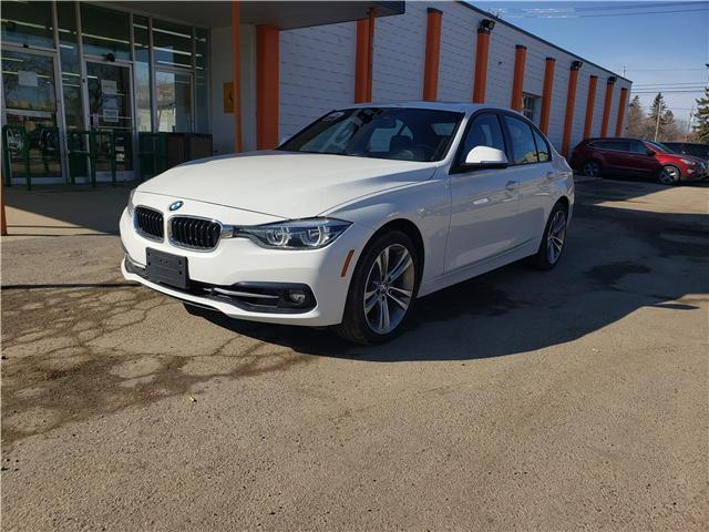 2018 BMW 330i xDrive (Stk: F384) in Saskatoon - Image 1 of 14