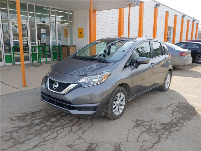 2018 Nissan Versa Note 1.6 SV (Stk: F408) in Saskatoon - Image 1 of 19