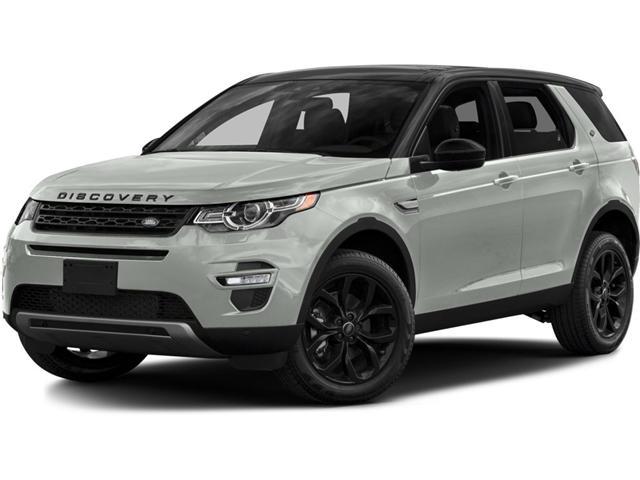 Used 2016 Land Rover Discovery Sport HSE TERRAIN RESPONSE AWD   LEATHER   COMMAND START - Saskatoon - DriveNation - Saskatoon South East