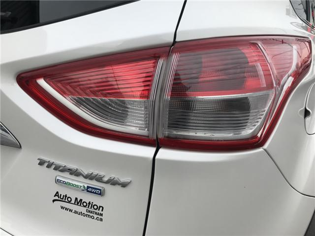 2015 Ford Escape Titanium (Stk: 19150) in Chatham - Image 6 of 26