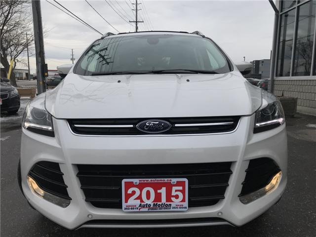 2015 Ford Escape Titanium (Stk: 19150) in Chatham - Image 4 of 26