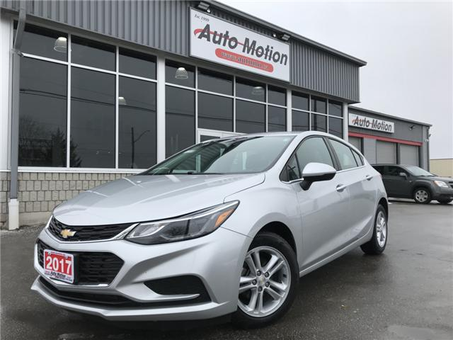 2017 Chevrolet Cruze LT Auto (Stk: 19164) in Chatham - Image 1 of 21