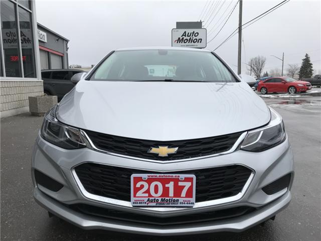 2017 Chevrolet Cruze LT Auto (Stk: 19164) in Chatham - Image 3 of 21