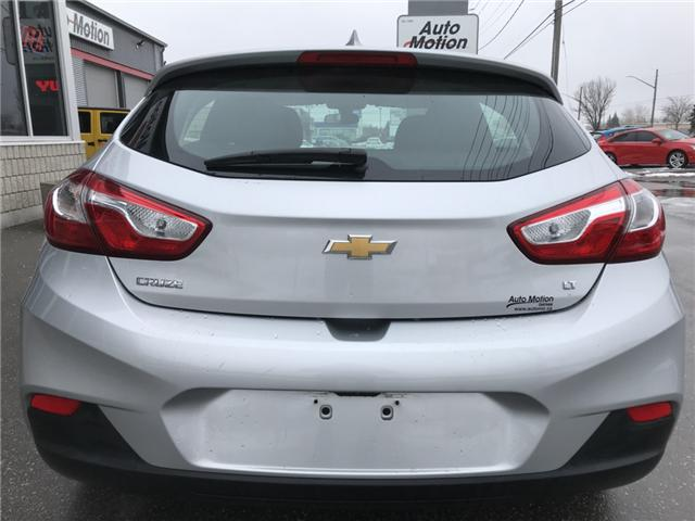 2017 Chevrolet Cruze LT Auto (Stk: 19164) in Chatham - Image 5 of 21