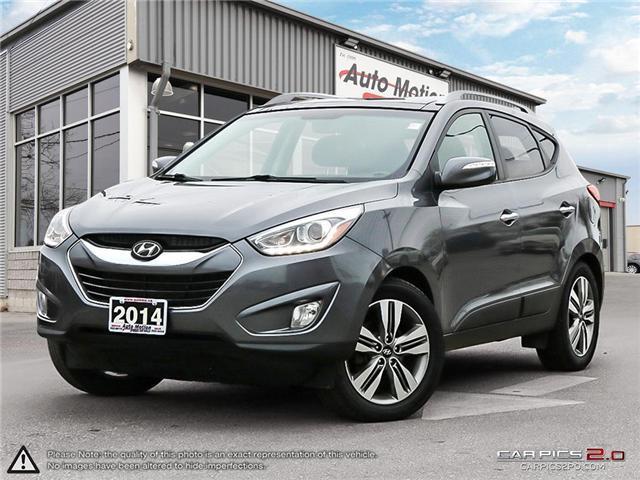2014 Hyundai Tucson GLS (Stk: 181240) in Chatham - Image 1 of 27