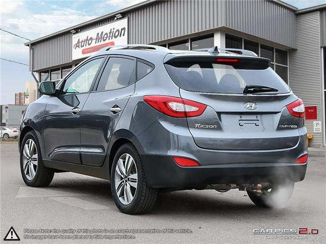 2014 Hyundai Tucson GLS (Stk: 181240) in Chatham - Image 4 of 27