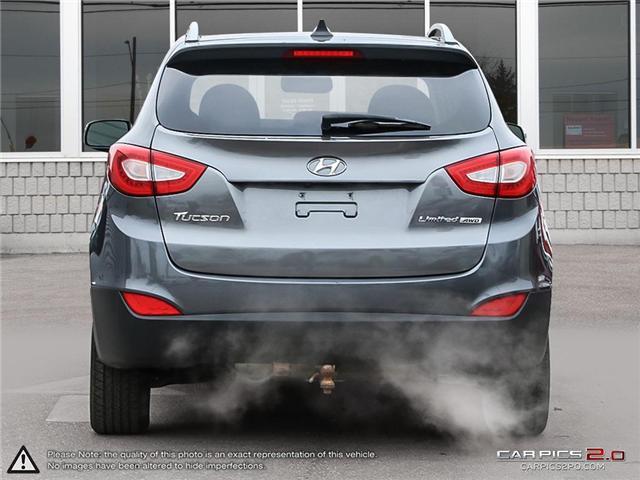 2014 Hyundai Tucson GLS (Stk: 181240) in Chatham - Image 5 of 27