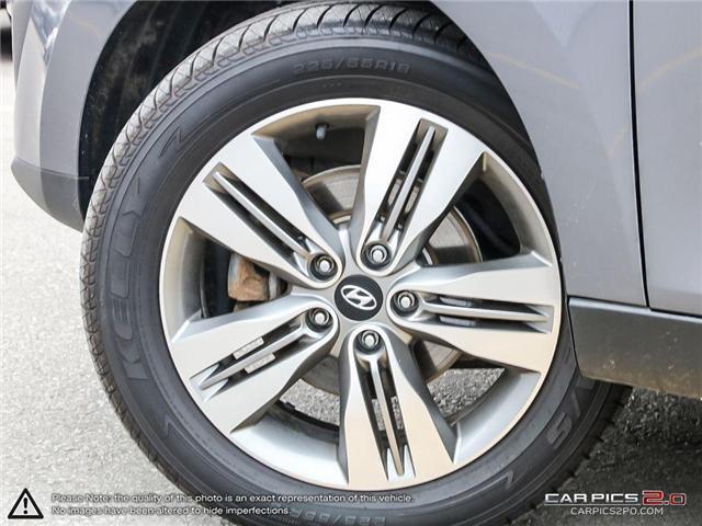 2014 Hyundai Tucson GLS (Stk: 181240) in Chatham - Image 6 of 27