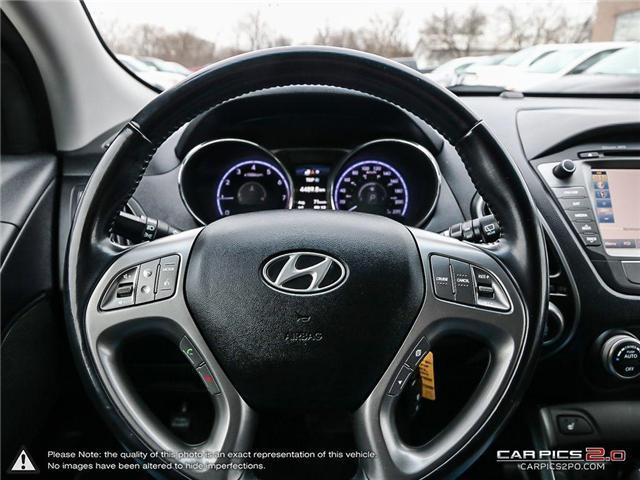 2014 Hyundai Tucson GLS (Stk: 181240) in Chatham - Image 14 of 27