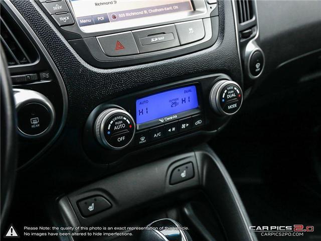 2014 Hyundai Tucson GLS (Stk: 181240) in Chatham - Image 20 of 27