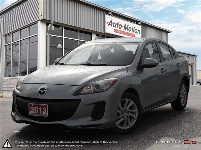 2013 Mazda Mazda3 GX (Stk: 181165) in Chatham - Image 1 of 25