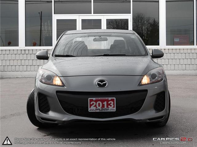 2013 Mazda Mazda3 GX (Stk: 181165) in Chatham - Image 2 of 25