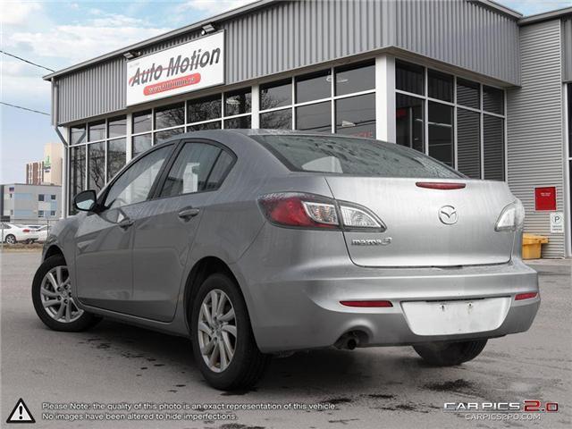2013 Mazda Mazda3 GX (Stk: 181165) in Chatham - Image 4 of 25