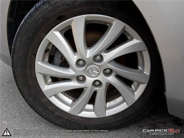 2013 Mazda Mazda3 GX (Stk: 181165) in Chatham - Image 6 of 25
