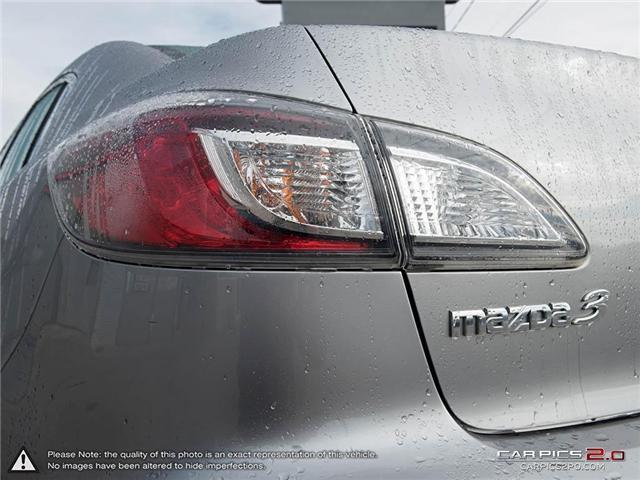 2013 Mazda Mazda3 GX (Stk: 181165) in Chatham - Image 12 of 25