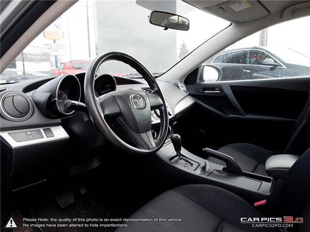2013 Mazda Mazda3 GX (Stk: 181165) in Chatham - Image 13 of 25