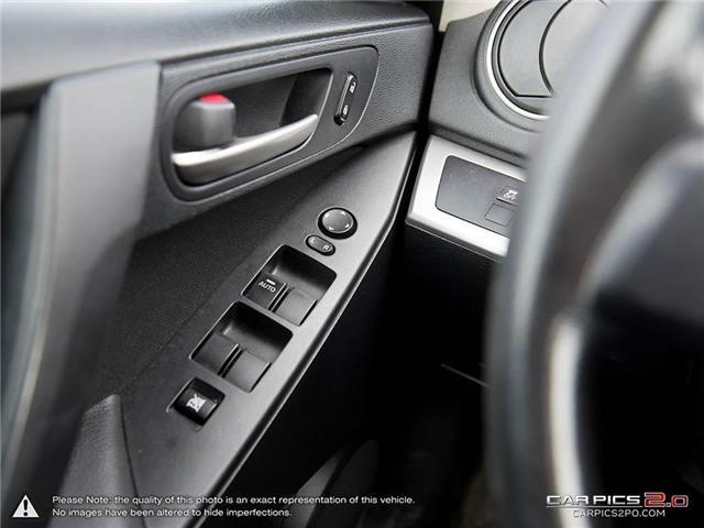 2013 Mazda Mazda3 GX (Stk: 181165) in Chatham - Image 17 of 25