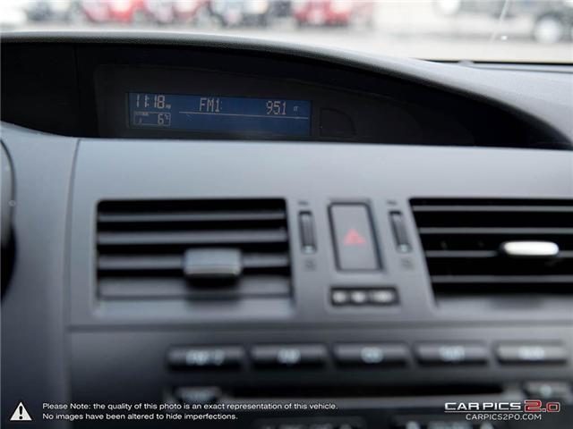 2013 Mazda Mazda3 GX (Stk: 181165) in Chatham - Image 21 of 25
