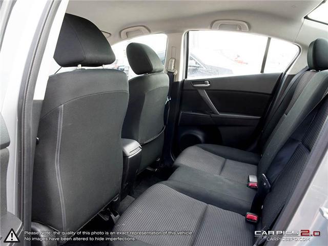 2013 Mazda Mazda3 GX (Stk: 181165) in Chatham - Image 24 of 25