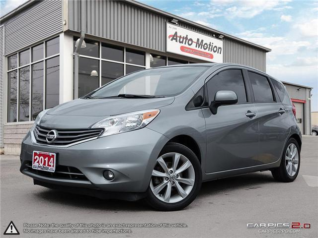 2014 Nissan Versa Note  (Stk: 18854) in Chatham - Image 1 of 27