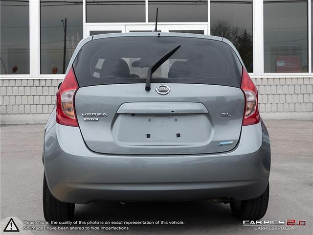 2014 Nissan Versa Note  (Stk: 18854) in Chatham - Image 5 of 27