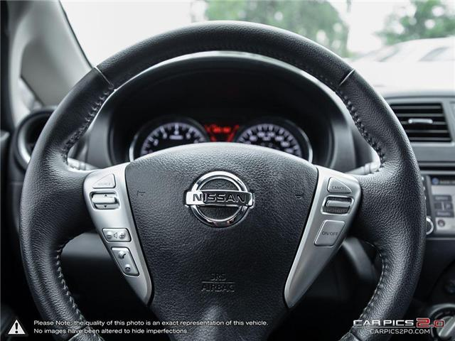 2014 Nissan Versa Note  (Stk: 18854) in Chatham - Image 14 of 27