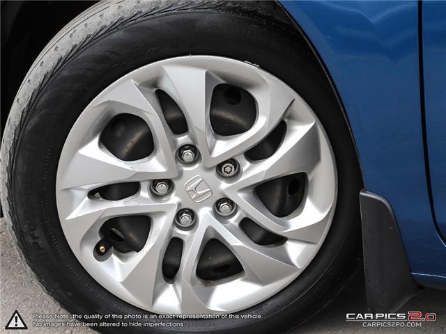 2014 Honda Civic LX (Stk: 181302) in Chatham - Image 6 of 27