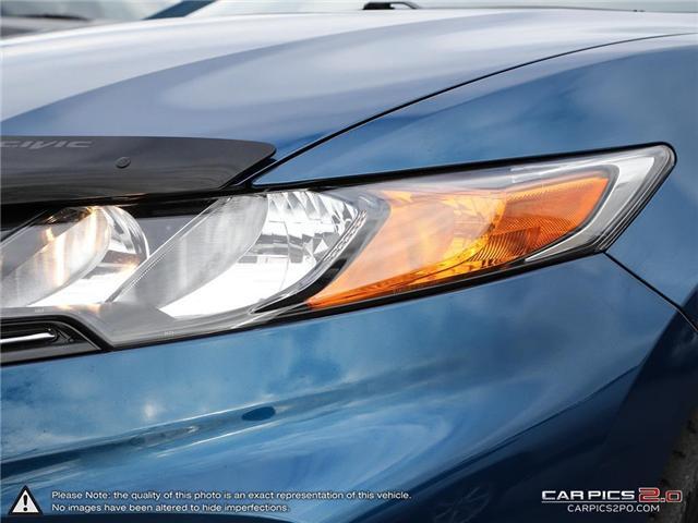 2014 Honda Civic LX (Stk: 181302) in Chatham - Image 9 of 27